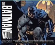 Batman Vault A Museum In A Book Hardcover